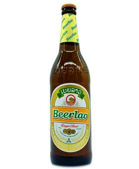 Beerlao 640 ml