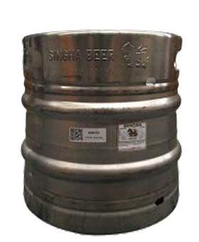 Singha Beer Keg 30 Litres