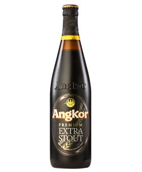 Angkor Beer Extra Stout (12x640 ml) ............................................................ ............................................................ OUT OF STOCK