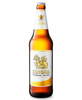Singha Beer (12x630 ml)