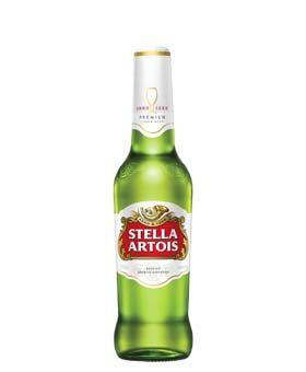 Stella Artois Beer (24x330ml)