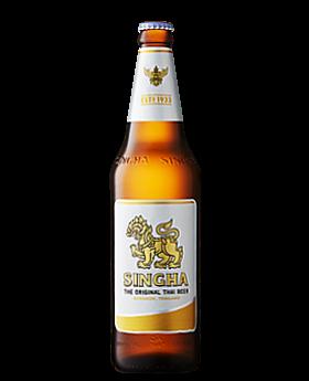 Singha Beer (12x630 ml) ............................................................