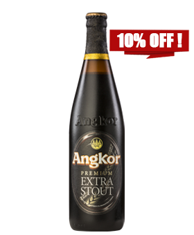 Angkor Beer Extra Stout (12x640 ml)