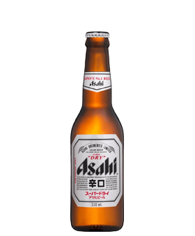 Asahi Beer - 6 Pack Holder (24x330 ml)