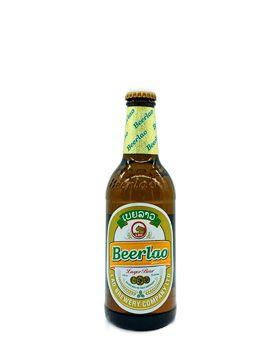 Beerlao 330 ml (6 Pack Holder)