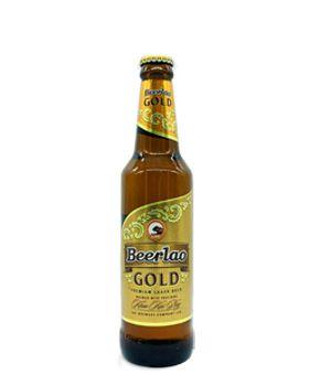 Beerlao Gold 330 ml