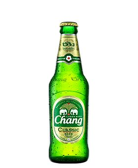 Chang Beer (24x330 ml) ............................................................