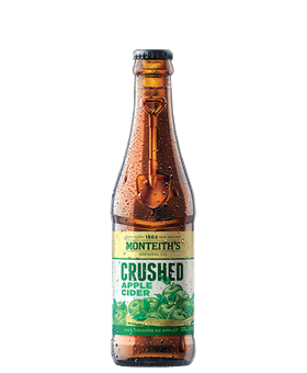 Monteith's Crushed - Apple Cider (24x330 ml)