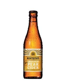 Monteith's Crushed - Pear Cider (24x330ml)