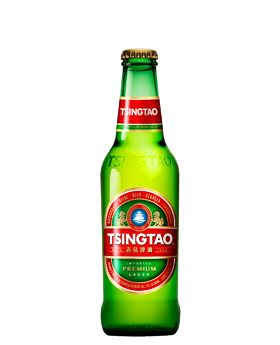 Tsingtao Beer (China) (24x330 ml)
