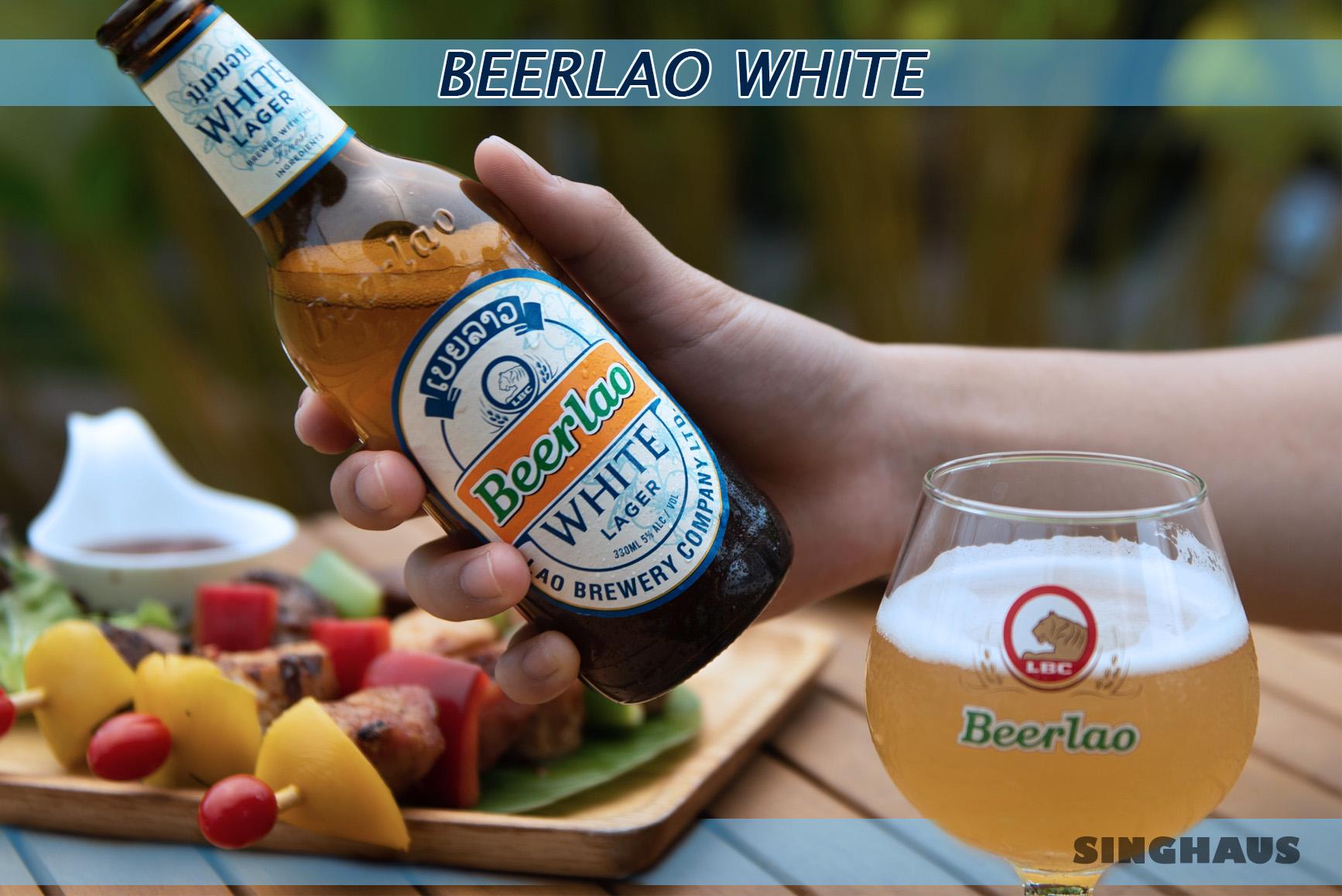 BeerLao White